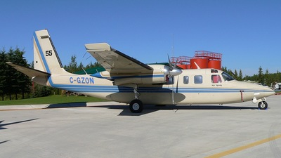 C-GZON - Rockwell 690 Turbo Commander - Air Spray
