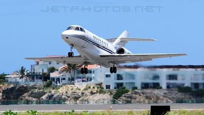 N513LR - British Aerospace BAe 125-1000A - Private