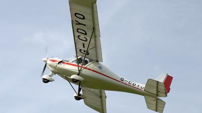 A picture of GCDYO - Ikarus C42 FB80 - [06046810] - © Brian Whitelegg