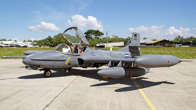 422 - Cessna A-37B Dragonfly - El Salvador - Air Force