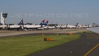 KPHL - Airport - Ramp