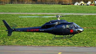 G-SKYW - Aérospatiale AS 355F1 Ecureuil 2 - Cabair Helicopters