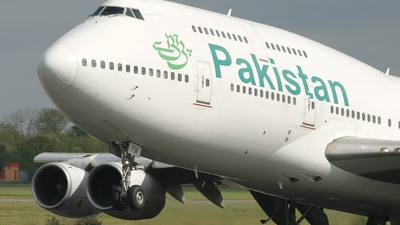 AP-BFW - Boeing 747-367 - Pakistan International Airlines (PIA)