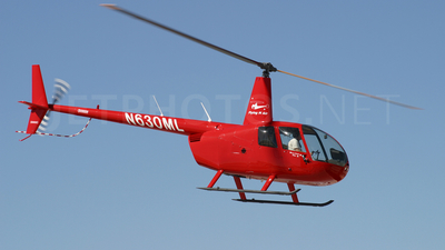 A picture of N630ML - Robinson R44 II - [10603] - © Guenter Leonhard