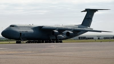 87-0038 - Lockheed C-5B Galaxy - United States - US Air Force (USAF)