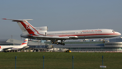 101 - Tupolev Tu-154M - Poland - Air Force