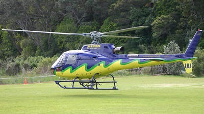 ZK-HUU - Eurocopter AS 350B3 Ecureuil - Skywork Helicopters