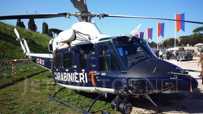 CC-31 - Agusta-Bell AB-412 Griffon - Italy - Polizia di Stato