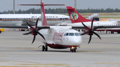VT-KAP - ATR 72-212A(500) - Kingfisher Airlines