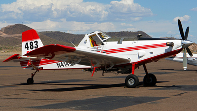 N4149P - Air Tractor AT-802A - Private