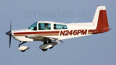 A picture of N246PM - Grumman American AA5B - [AA5B0566] - © Dean Heald