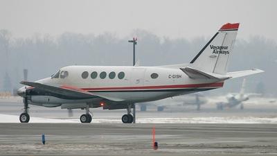 C-GISH - Beechcraft A100 King Air - Voyageur Airways