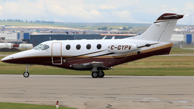 A picture of CGYPV - Beech 390 Premier I - [RB16] - © Mike MacKinnon