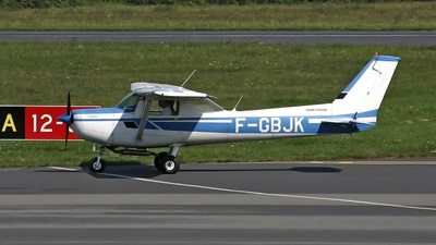 A picture of FGBJK - Cessna F152 - [1548] - © Connector