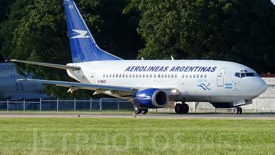 LV-BEO - Boeing 737-5Y0 - Aerolíneas Argentinas