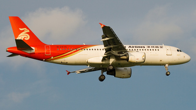 B-2416 - Airbus A320-214 - Shenzhen Airlines