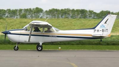 PH-BIT - Reims-Cessna F172N Skyhawk II - Private