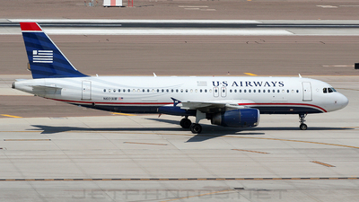 N601AW - Airbus A320-232 - US Airways (America West Airlines)