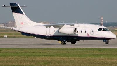 OE-HTG - Dornier Do-328-300 Jet - Grossmann Air Service