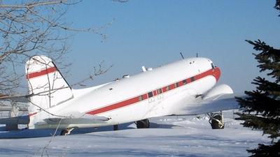 C-FDTD - Douglas DC-3C - Canada - Department of Transport