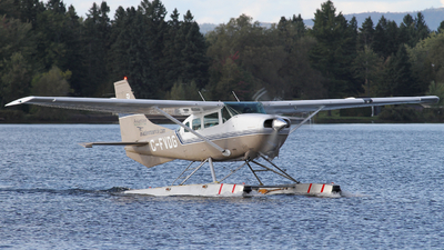 C-FVDG - Cessna U206B Super Skywagon - Aviation Mauricie