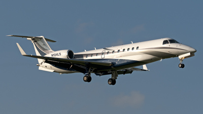 N124LS - Embraer ERJ-135BJ Legacy - Private