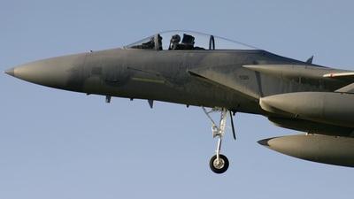 86-0167 - McDonnell Douglas F-15C Eagle - United States - US Air Force (USAF)
