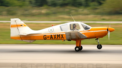 G-AXMX - Beagle B121 Pup - Private