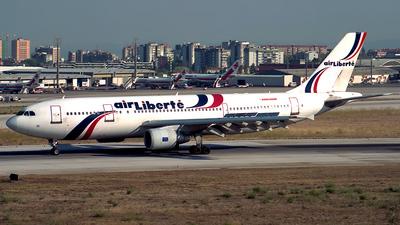 F-GHEF - Airbus A300B4-622R - Air Liberté