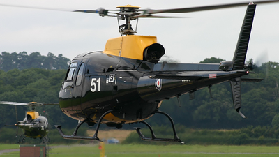 ZJ251 - Eurocopter Squirrel HT.1 - United Kingdom - Defence Helicopter Flying School