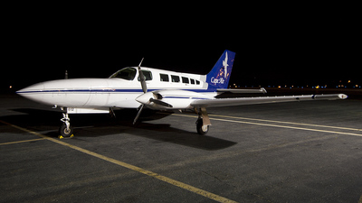 N812AN - Cessna 402C - Cape Air