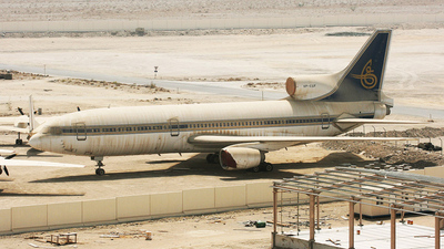 VP-CGF - Lockheed L-1011-500 Tristar - Private