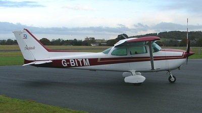 G-BITM - Reims-Cessna F172P Skyhawk II - Private