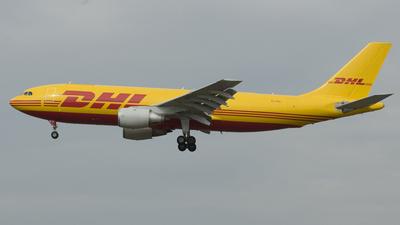 EI-OZC - Airbus A300B4-103(F) - DHL (Air Contractors)