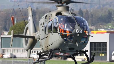 T-363 - Eurocopter EC 635P2 - Switzerland - Air Force