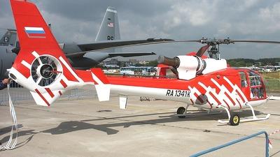 RA-1341K - Aérospatiale AS 341G Gazelle - Private