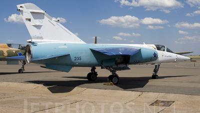 235 - Dassault Mirage F1AZ - South Africa - Air Force