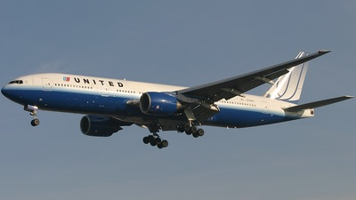 N769UA - Boeing 777-222 - United Airlines