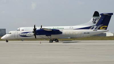 SE-LSM - Bombardier Dash 8-Q402(F) - Nord-Flyg