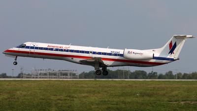 N814AE - Embraer ERJ-140LR - American Eagle