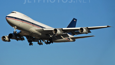 5-8106 - Boeing 747-270C(SCD) - Iran - Air Force