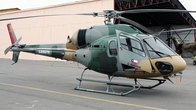 H-271 - Eurocopter AS 355NP Ecureuil 2 - Chile - Army