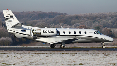 SX-ADK - Cessna 560XL Citation XLS - K2 SmartJets