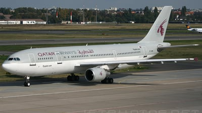 A7-ABW - Airbus A300B4-622R - Qatar Airways