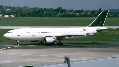 TC-ABD - Airbus A300B4-622R - Onur Air