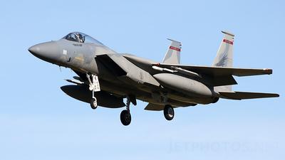 82-0013 - McDonnell Douglas F-15C Eagle - United States - US Air Force (USAF)