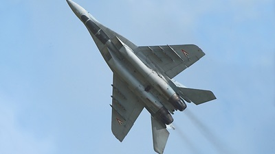 27 - Mikoyan-Gurevich MiG-29UB Fulcrum - Hungary - Air Force