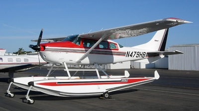 A picture of N479HB - Cessna U206F Stationair - [U20602923] - © Sun Valley Aviation