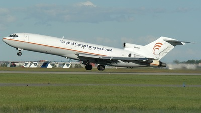 N801EA - Boeing 727-225(Adv)(F) - Capital Cargo Airlines