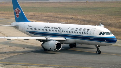 B-2365 - Airbus A320-232 - China Southern Airlines